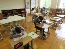 学年別登校日4