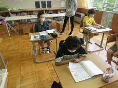 学年別登校日6